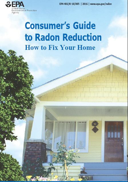 Consumer's Guide To Radiation Reduction_How To Fix Your Home