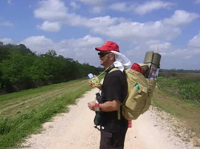 Full Pack Trekking With Map And Compass