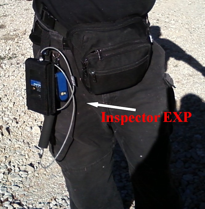 [Inspector EXP Worn On Hip!]