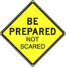 Prepare Not To Be Scared!