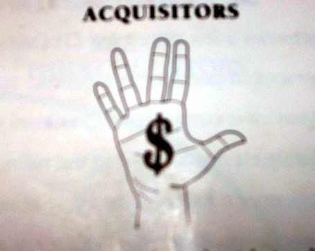 [The Acquisitors]