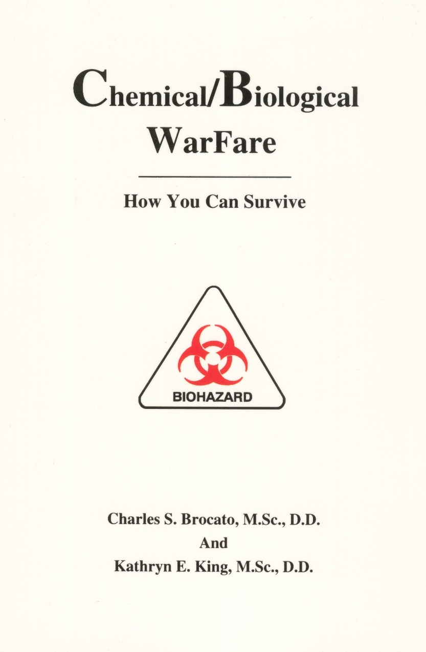 [Front Cover of Chemical/Biological WarFare...How You Can Survive]