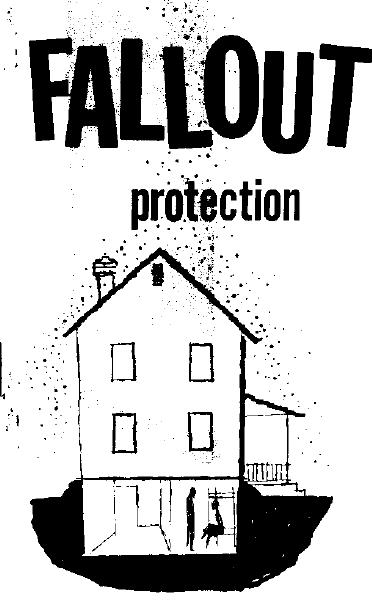 Fallout Protection: Basement Exterior Wall!