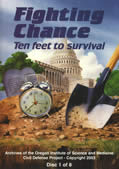 [Fighting Chance: Ten Feet To Survival--Video]