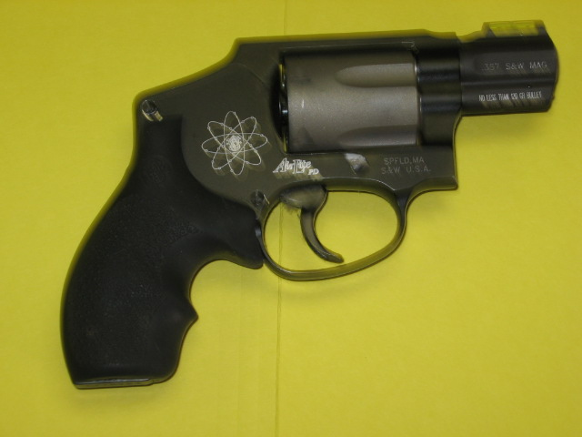 [Smith & Wesson .357 Magnum]