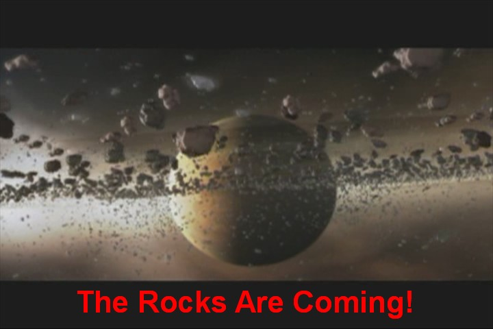 [The Rocks Are Coming]