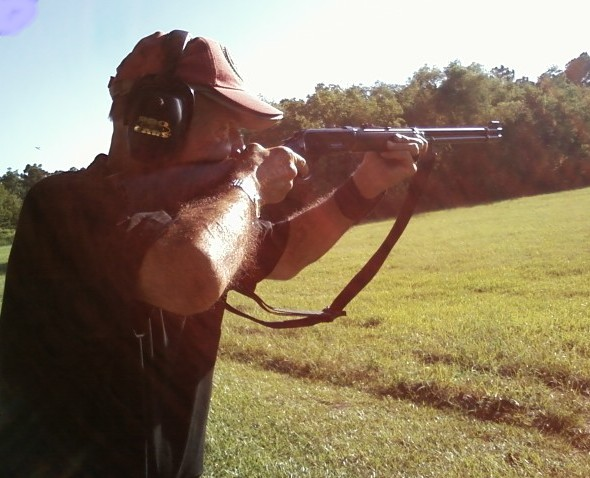 Winchester 94 In Action